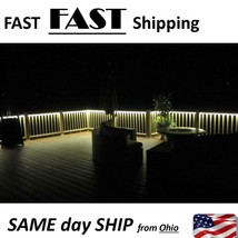 Outdoor Light Strips - Creative Lighting SYSTEM - can be placed ANYWHERE - NEW - $19.80+