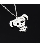 Suicide Squad Necklace Harley Quinn Joker Stainless Steel Pendant Women ... - $9.30