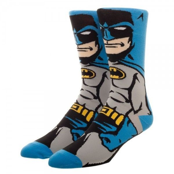 57a8ea3c0b69 Batman DC Comics Adult 360 Crew Socks and 50 similar items. S l1600