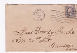 Bridgeport, Conn May 8, 1918 - $1.78