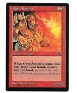 Magic the Gathering MTG Ogre Arsonist Trading Card NM Portal 1997 - $2.95