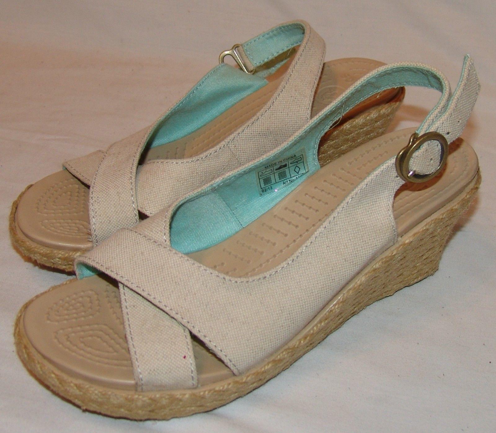 67858abaa0fc8d Crocs Sand Beige Womens Slingback Sling Back and 50 similar items