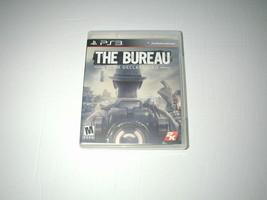 The Bureau Xcom Declassified 2K Games Sony Playstation 3 PS3 Lqqk - $14.84