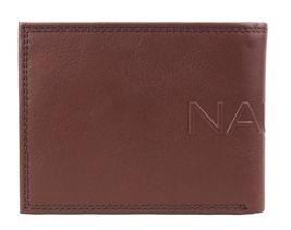 Nautica Men's Genuine Leather Credit Card Billfold Coin Rfid Wallet 31NU130015 image 15
