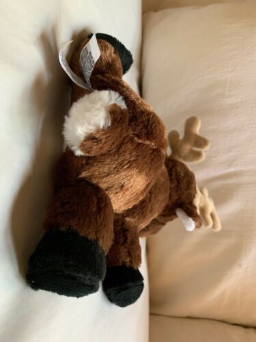 Ganz Webkinz Reindeer Pet Plush Great Condition !!
