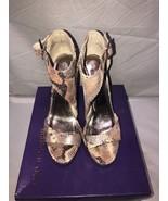 Madden Girl Blitzzz Women's Heels Nude Multi Size 9 M - $34.65