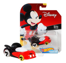 Hot Wheels Mickey Mouse Character Cars Series 1 1/6 Mint on Card - $9.88