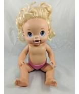 "Hasbro Baby Alive Doll 13"" 2011 - $5.95"