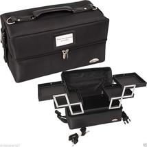 Cosmetic Makeup Organizer Storage Travel Case Bag Sunrise Softsided Prof... - $68.99
