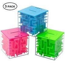 ThinkMax Money Maze Puzzle Box, best seller Holder Gift Box for Kids and... - $31.45