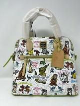 Disney Dooney & and Bourke Sidekicks Satchel Annual Passholder Bag Purse... - $356.39