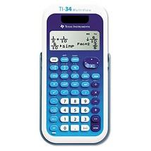 TEXTI34MV - Texas Instruments TI34 MultiView Scientific Calculator - $23.59