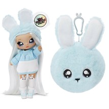 MGA Entertainment Na! Na! Na! Surprise – 2-in-1 Fashion Doll & Pom Purse... - $38.63