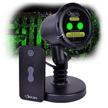 BlissLights Outdoor/Indoor Spright Firefly Motion Green Laser Light - Tr... - $101.72