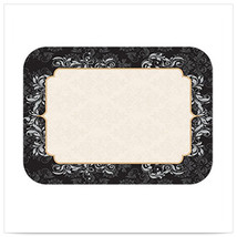Elegance 12 3/4 x 16 3/4 Healthcare Traymats/Case of 1000 - $206.55