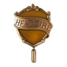 Wizarding World Of Harry Potter Hufflepuff Head Girl Pin Universal Studios - $19.79