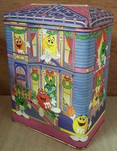 1995 Limited Edition M&M Tin Christmas Eve at the Bed and Breakfast Adve... - $4.94