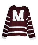 Custom # Montreal Maroons Retro Hockey Jersey New Maroon Any Size - $54.99+