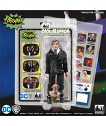 """Batman Classic Dick Grayson in Leather Jacket 1966 TV Series 8"""" Action F... - $34.63"""