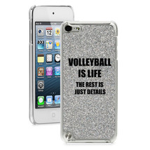 For Apple iPod Touch 4th 5th 6th Glitter Bling Case Cover Volleyball Is ... - $14.99