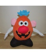 "Plush Hasbro 11"" Mr. Potato Head pumpkin jack o lantern Halloween  toy o... - $9.99"