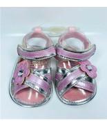 NWT Size 2 The Children's Wear Pink Sandals  - $6.92