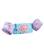 Puddle Jumper Kids Life Jacket - 3D Cat Mermaid - 30-50lbs - $48.02
