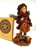 "Boyds Bears Wee Folkstone Faerie ""Fixit..Santa's Fairie"" #3600* Retired-1996-NEW - $14.99"