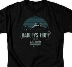 Aliens t-shirt Hadleys Hope LV-426 retro 80s Sci-Fi film graphic tee TCF672 image 2