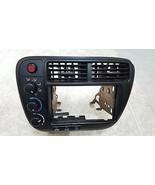 1999-2000 HONDA CIVIC radio cd climate control vent CONSOLE BEZEL OEM d27/2 - $127.96
