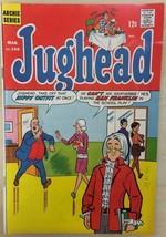 JUGHEAD #166 (1969) Archie Comics VG+ - $9.89