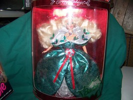1995 Happy Holiday Barbie Special Edition  New / Old Stock - $15.00