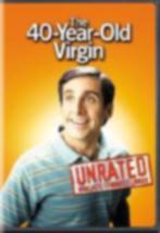 The 40-Year-Old Virgin Dvd - $9.99