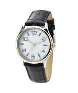 Minimalist Watches Blue Numerals Watch for Men Watch for Women - $36.00