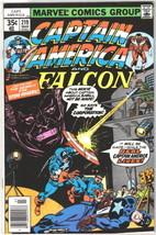 Captain America Comic Book #219 Marvel Comics 1978 VERY FINE- - $4.75