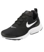 Nike Womens Shoes Presto Fly 910569 006 Black White Running Size 8.5 - $59.99