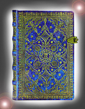 HAUNTED SCHOLAR 777 BRING FORTH IMPOSSIBLE GOALS JOURNAL EXTREME MAGICK ... - $68.89
