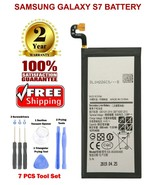 Replacement Battery For Samsung Galaxy S7 EB-BG930ABE G930 3000mAh with ... - $10.39