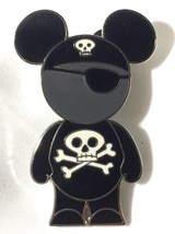 2008 Disney WDW Trading Pin Mickey Mouse Ears Person Vinylmation Faceles... - $12.65