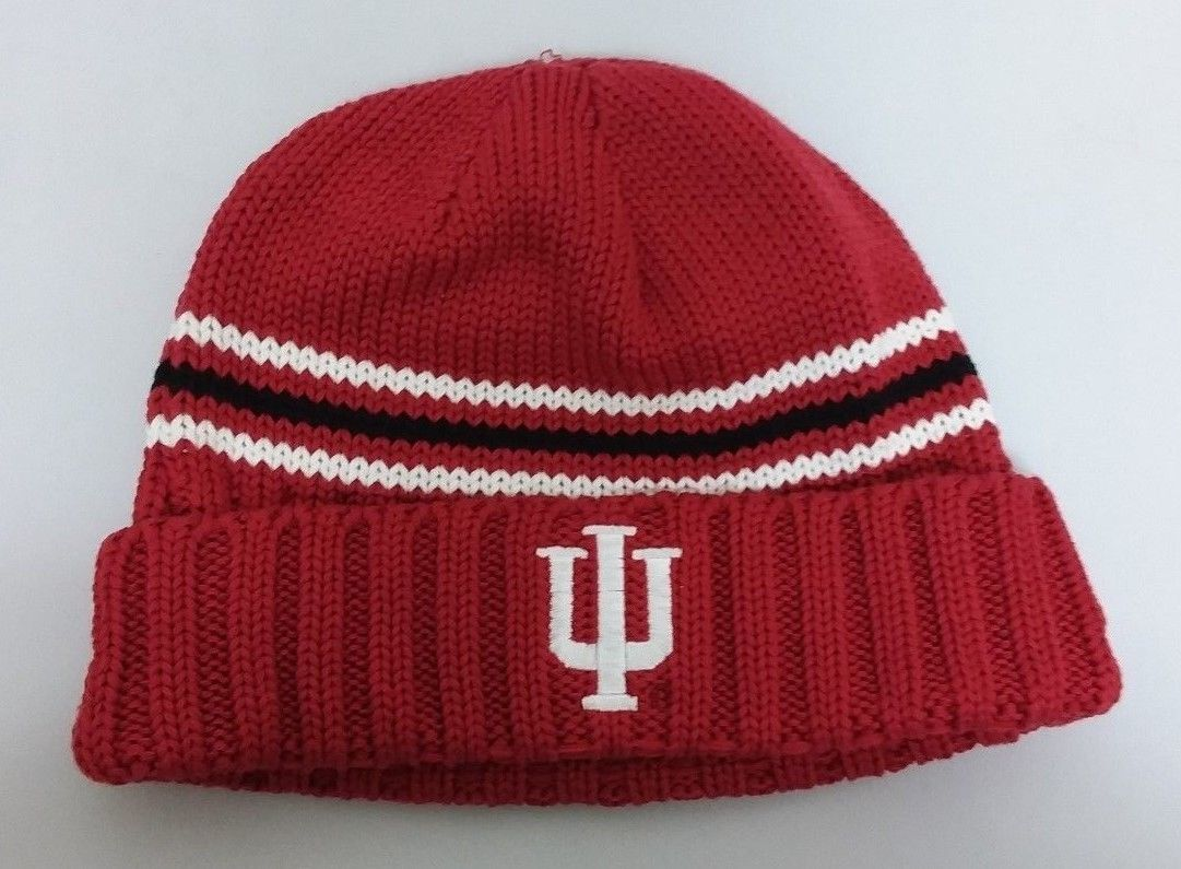 62e1f17ff16c3 Indiana Hoosiers NCAA adidas Red Winter and 50 similar items