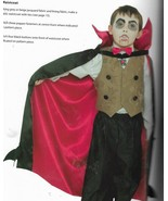 Sewing Pattern-Halloween Costumes-QuiCK Costumes for Kids -30 Great Ideas - $8.56