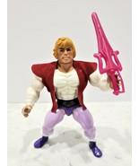 Masters of the Universe Prince Adam Action Figure Original Vintage MOTU - $27.71