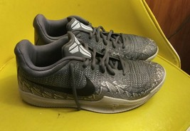 NIKE Kobe Mamba Rage Basketball Shoe 908972-011 Size US 8 / EUR 41 image 2