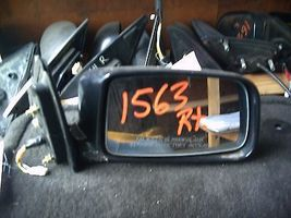 2002 Mitsubishi Lancer Black Right Door Mirror - $50.00