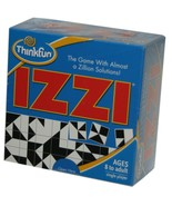 IZZI Game with Almost Zillion Solutions Tile Puzzle Game 1 Player Thinkf... - $7.50