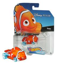 Hot Wheels Disney*Pixar Nemo Character Cars Finding Nemo Mint on Card - $9.88