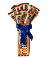 Hershey's Gold Candy Bouquet by The Candy Vessel - $18.99
