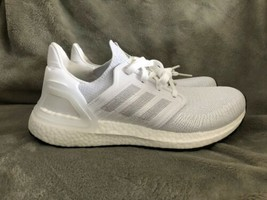 Brand New Women's Adidas Ultra Boost 4.0 Ultraboost Triple White Size 6.5 - $138.60