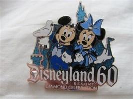 Disney Trading Pins  108386 DLR - Walt Disney Travel Company - 60th - Diamond Ce - $14.00