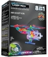 Laser Pegs 8-in-1 Helicopter Building Set - $69.70